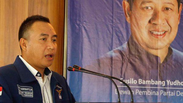 Didik Mukrianto, Anggota Komisi III DPR RI Fraksi Demokrat