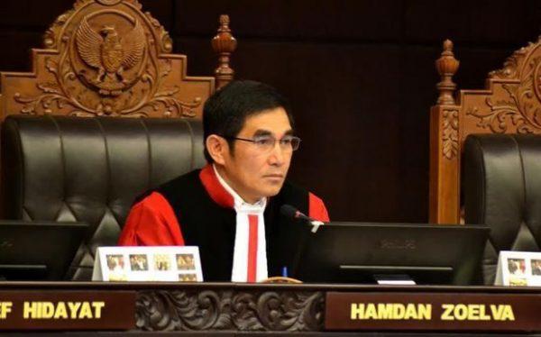 Hamdan Zoelva, Kuasa Hukum DPP Partai Demokrat